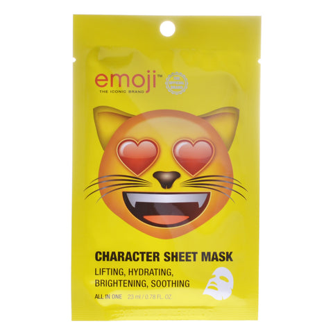 Cat Heart Eyes Sheet Mask 0.78 FL. OZ