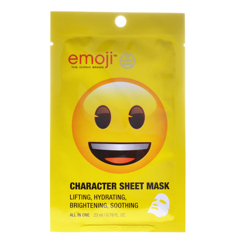 Happy Face Sheet Mask 0.78 FL. OZ