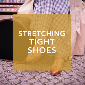 Stretching Tight Shoes