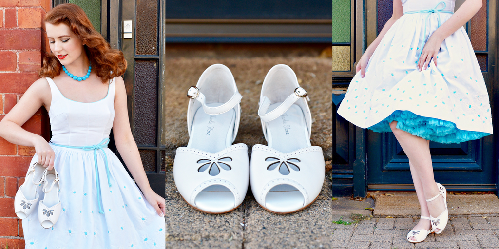 Miss Hero Holliday review of Marisa flats by Charlie Stone Shoes