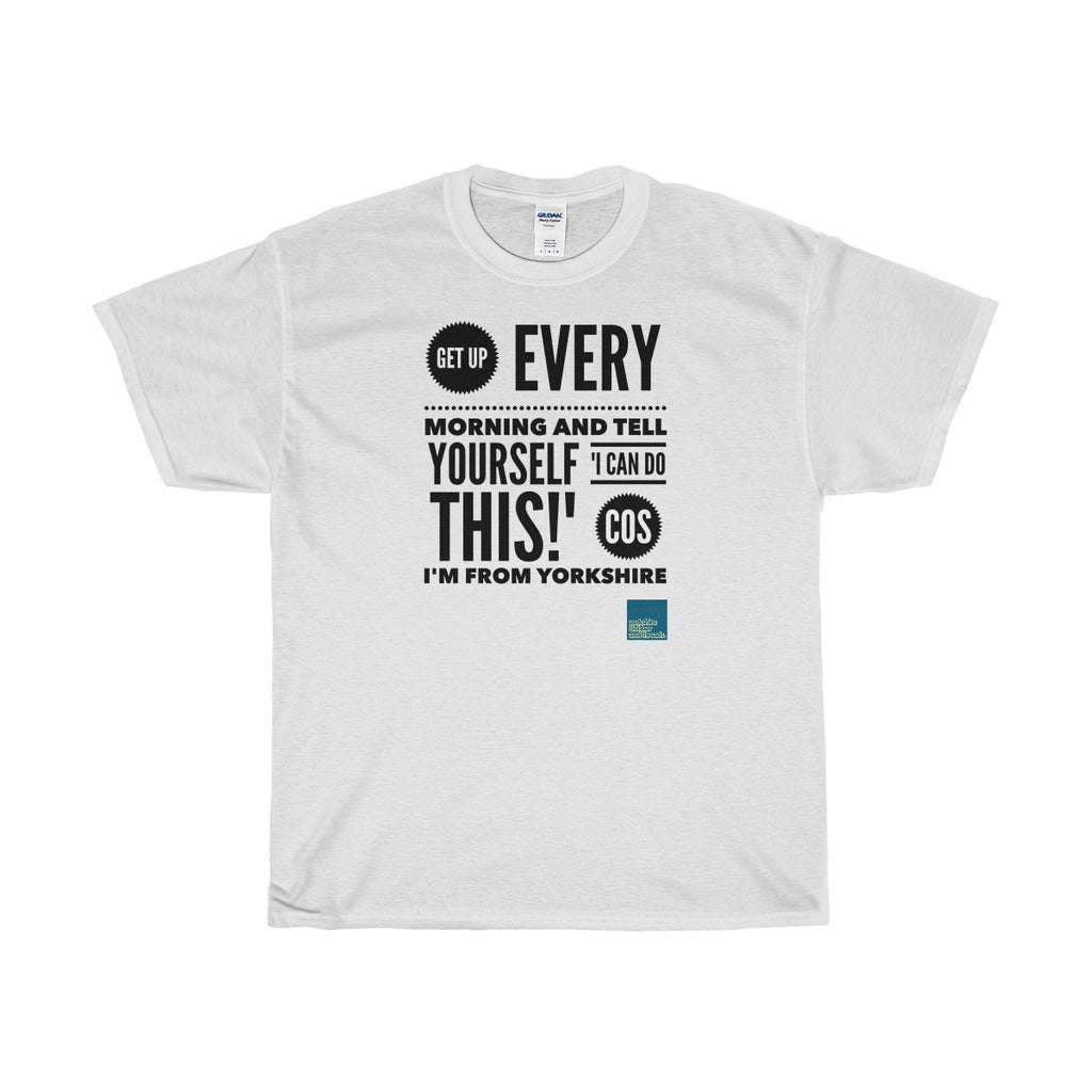 9aee90f30a5f Original Yorkshire Tee - I'm from Yorkshire - Yorkshire Clobber and Threads  ...