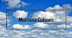 Multi-Use Colours