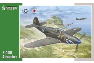 SHY-32062 1/32 P-400 Airacobra Fighter