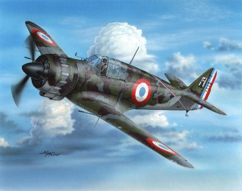 SHY-32063 1/32 Bloch MB152C1 Early Version Fighter