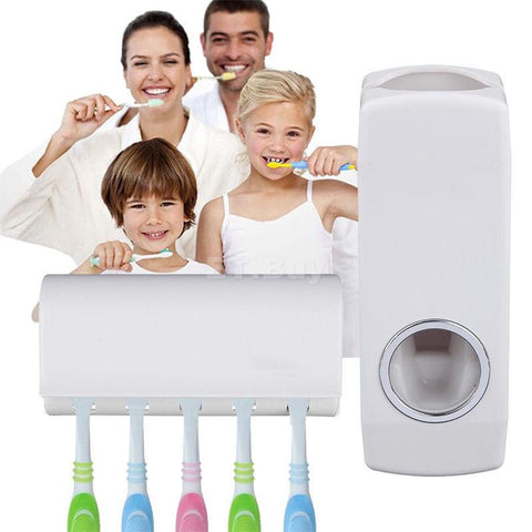 Distributeur Automatique de Dentifrice - Super-Prix.fr