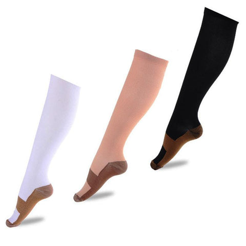 Chaussettes de Compression, Anti-Fatigue ! - Super-Prix.fr