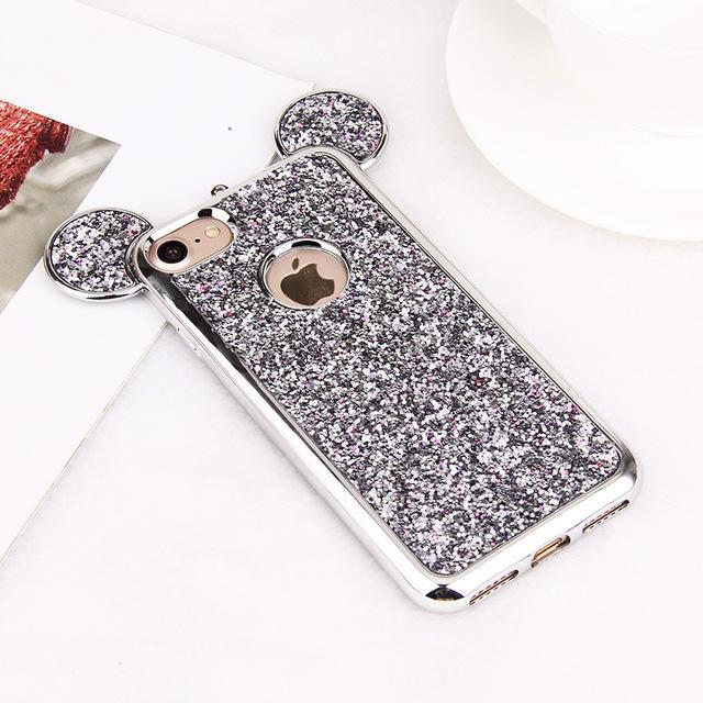 coque iphone 6 3d mickey