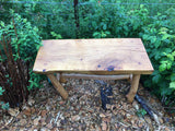 Oak and Alder table