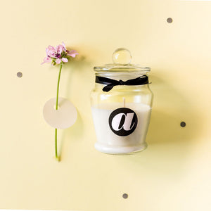 Wedding Favours - Guest Gift Candle