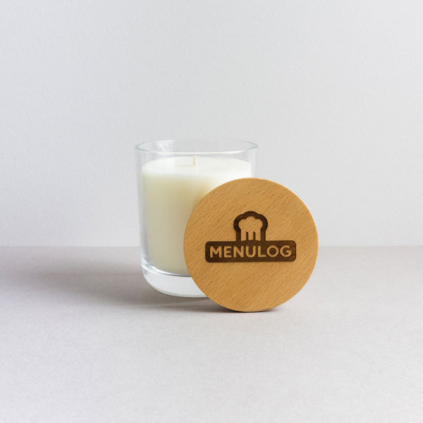 Engraved Corporate Candle - Soy Wax