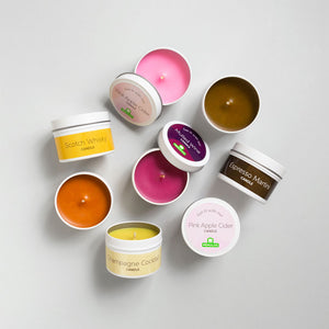 Tin Candle - Advertising/Promo Material