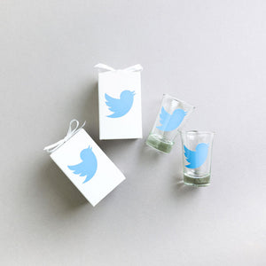 Boxed Shot Glass - Bulk Corporate Gift