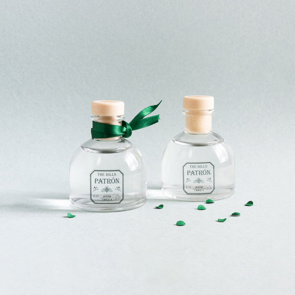 Patron (Fill Your Own) Alcohol Bottle Favours