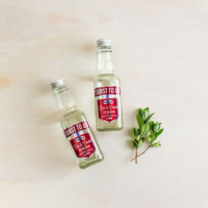 Mini Vodka Bottle Favours