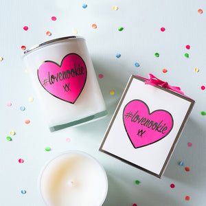 Luxury Boxed Candle
