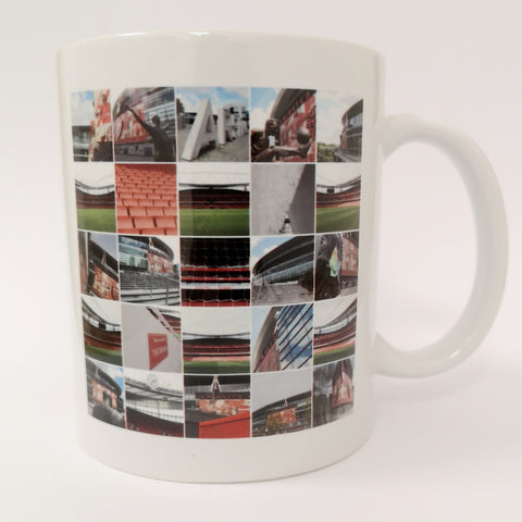 Arsenal - Emirates mug