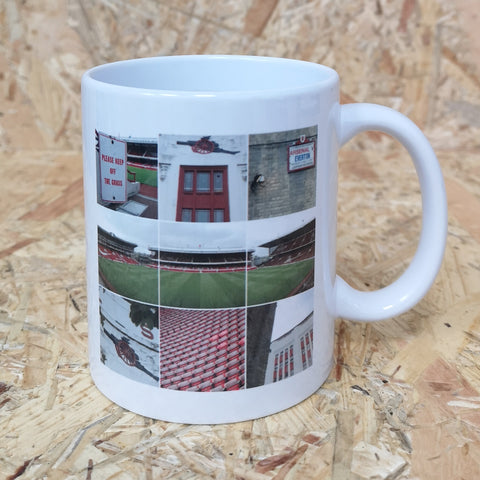 Arsenal - Highbury mug