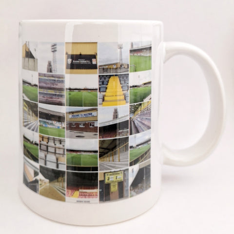 Boston United - York Street Mug