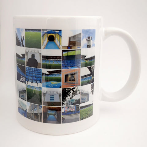 Leeds United - Elland Road mug