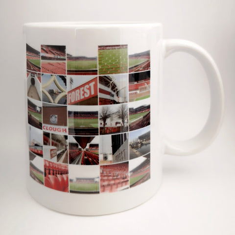 Nottingham Forest - The City Ground mug