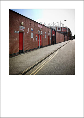 Sheffield United - Bramall Lane (bl2col)