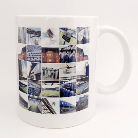 West Bromwich Albion - The Hawthorns mug