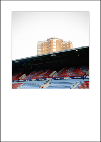 West Ham United - The Boleyn Ground (bg2col)