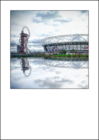 West Ham United - The London Stadium (ls1col)