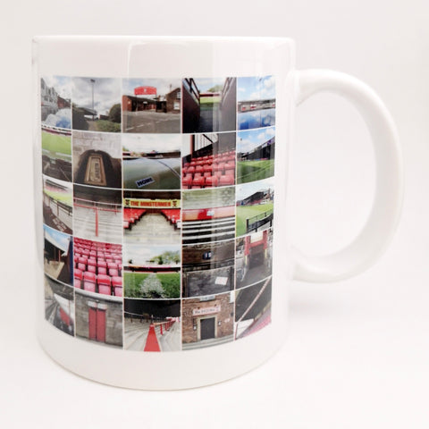 York City - Bootham Crescent mug