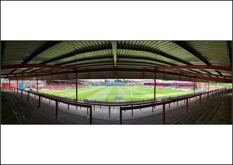 York City - Bootham Crescent (bc9col)