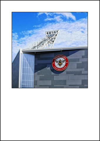 Brentford - The Brentford Community Stadium (bcs1col)