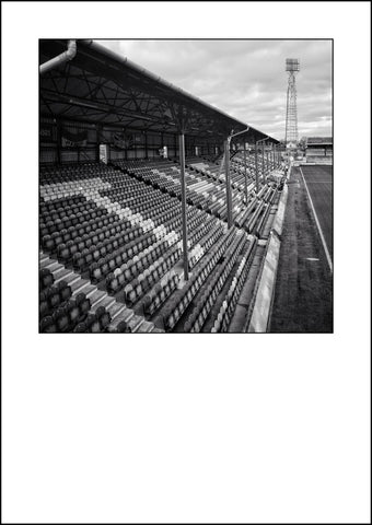 Brentford - Griffin Park (gp4bw)