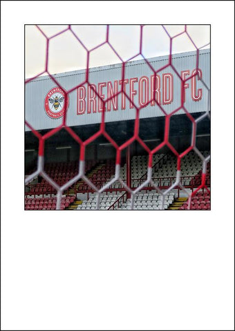 Brentford - Griffin Park (gp9col)