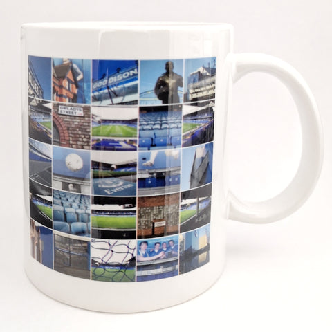 Everton - Goodison Park mug