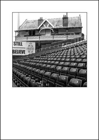 Fulham - Craven Cottage (cc5bw)