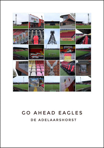 Go Ahead Eagles - De Adelaarshorst
