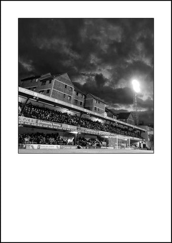 Southend United - Roots Hall (RH17bw)