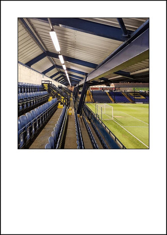 Southend United - Roots Hall (RH42col)