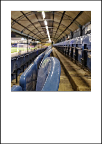 Southend United - Roots Hall (RH44col)