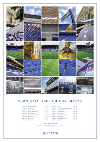 White Hart Lane - The Final Season