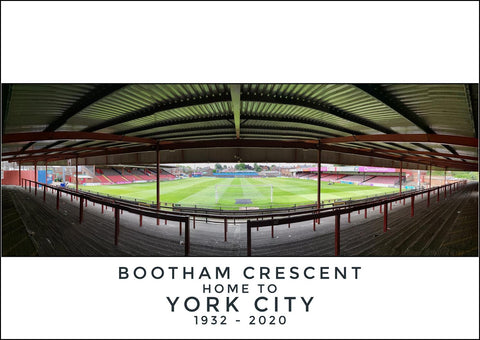 York City - Bootham Crescent (bc9coltext)