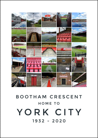York City - Bootham Crescent montage (bcm2col)