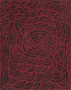 Lily Sandover Kngwarreye, Painting 00G013, 2000, 120cm x 150cm - Delmore Gallery