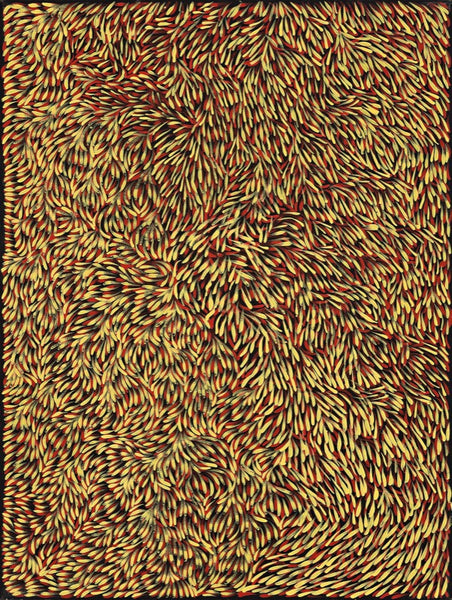 Painting 05A105, Gloria Petyarre, 2005