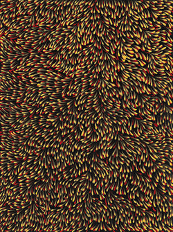 Aboriginal Art Painting 08H39, Gloria Petyarre, 2008