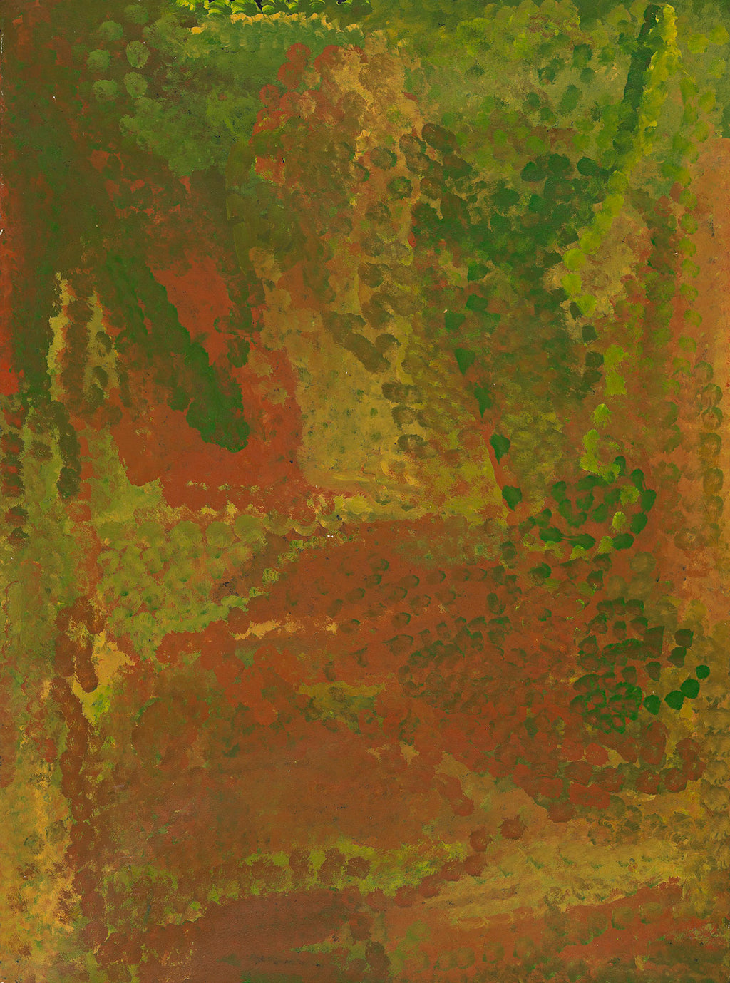 Emily Kame Kngwarreye, Painting 93C033, 1993, 90x120cm - Delmore Gallery