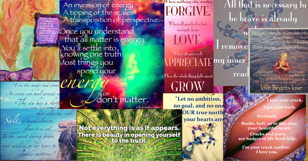 Words Matter- Original picture quotes (posters and photos only)