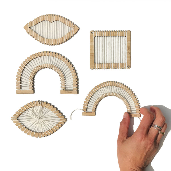 *NEW* WEAVING LOOM MINI: Various