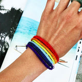 Loome Kit: Friendship Bracelets (Rainbow)