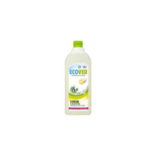 Ecover Wash Up Liquid-Lem & Aloe Vera 5000ml - Vitalityfoods
